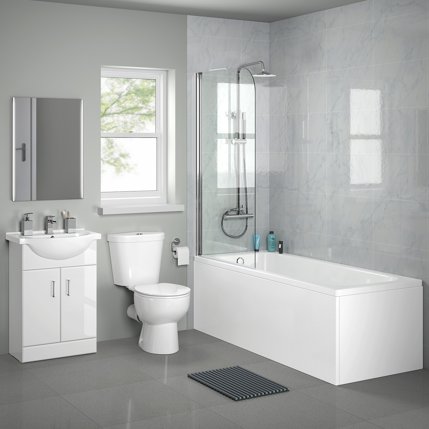 Cheap Bathroom Vanity Suites Bathroom Suites Stylish And Affordable Plumbworld Modern