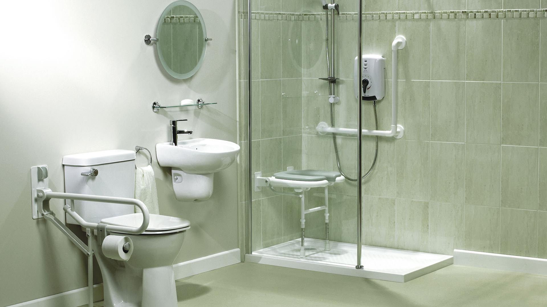 Disabled Bathroom Products | Woodhouse & Sturnham Ltd, plumbing ...